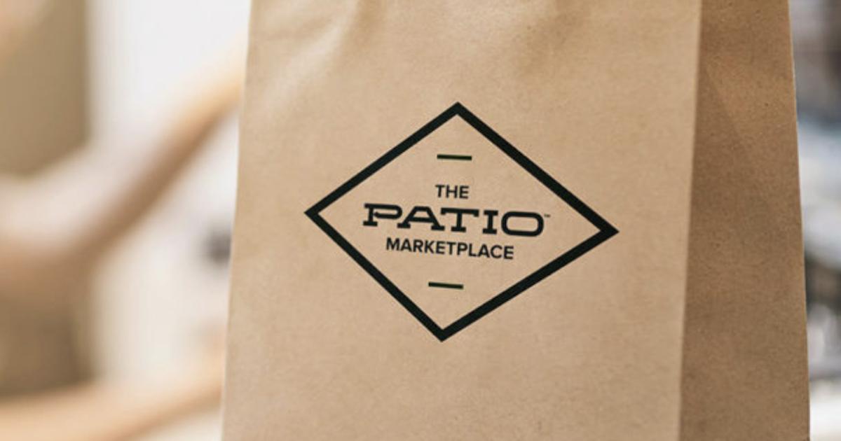 the patio marketplace concept