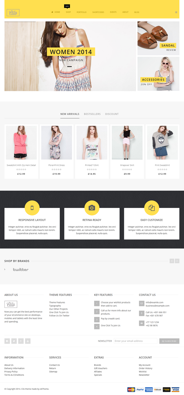 Best Woocommerce WP Theme