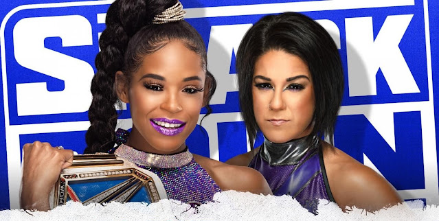 Ver Wwe En Vivo SmackDown 4 de Junio 2021