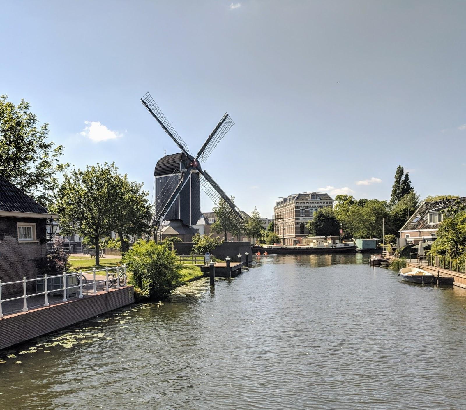 Leiden windmil