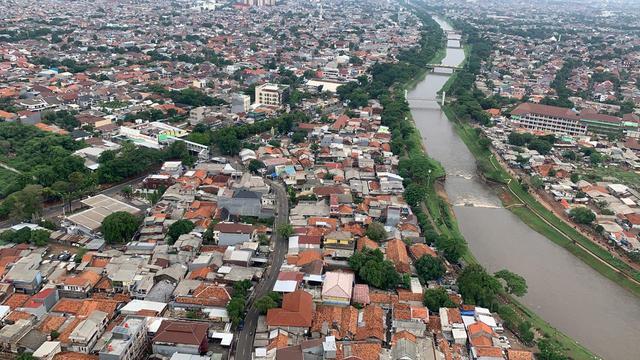 Titik Banjir di Jakarta Hari Ini Semakin Meluas, Jalan DI Pandjaitan Putus