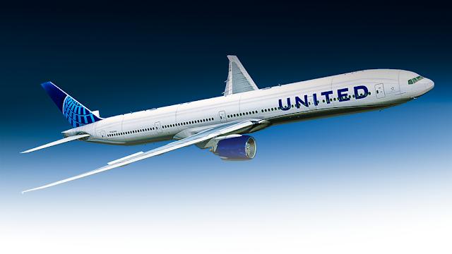 United Airlines retoma voos entre EUA e China   É MAIS QUE VOAR