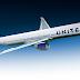 United Airlines retoma voos entre EUA e China