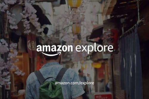 Amazon launches virtual tours via Explore