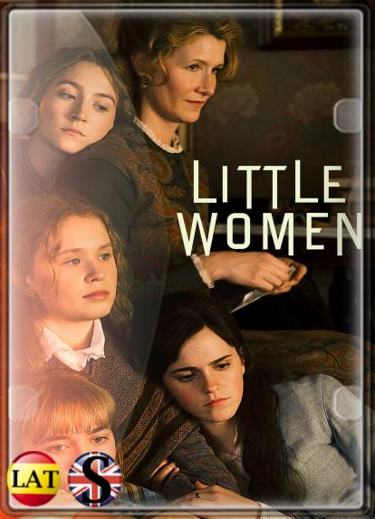 Mujercitas (2019) HD 1080P LATINO/INGLES