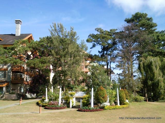 The Manor Camp John Hay Baguio