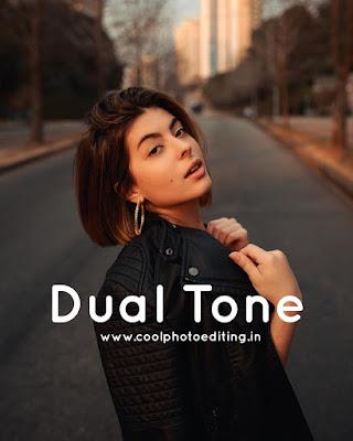 Dual Tone Lightroom Preset Mobile Lightroom