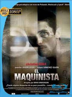 El Maquinista (2004) HD [1080p] Latino [GoogleDrive] rijoHD