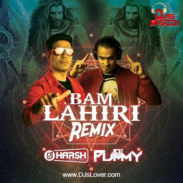 Bam lahiri remix DJ Harsh Bhutani x DJ Pummy mp3 download