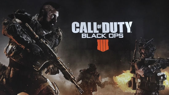 Call of Duty Black Ops 4 - Affiche - Full HD 1080p