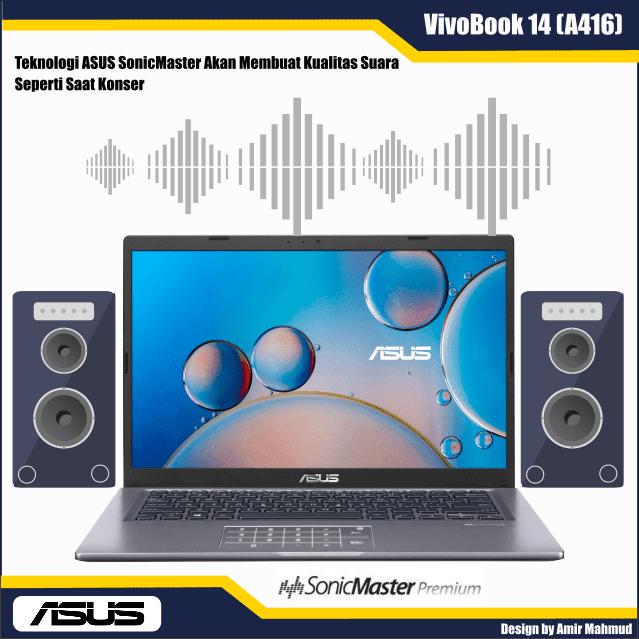 ASUS Sonic Master-VivoBook-14-A416