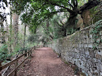 via francigena da nemi a castel gandolfo
