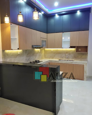 Kitchen set dan minibar Mojokerto