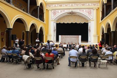 Inaugura alcalde Víctor Balderrama el XVII Congreso de Cronistas Sonorenses