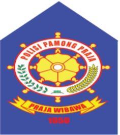 Lambang Satpol PP pada Badge