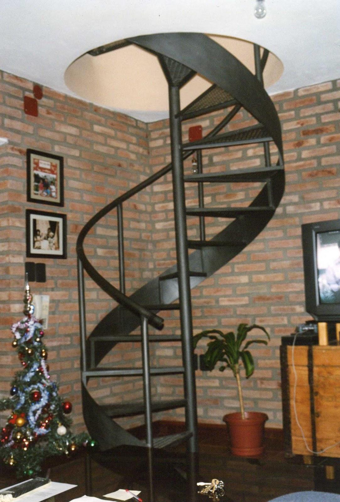 Fabrica de escaleras de hierro forjado ceroli escaleras - Escaleras de hierro forjado ...