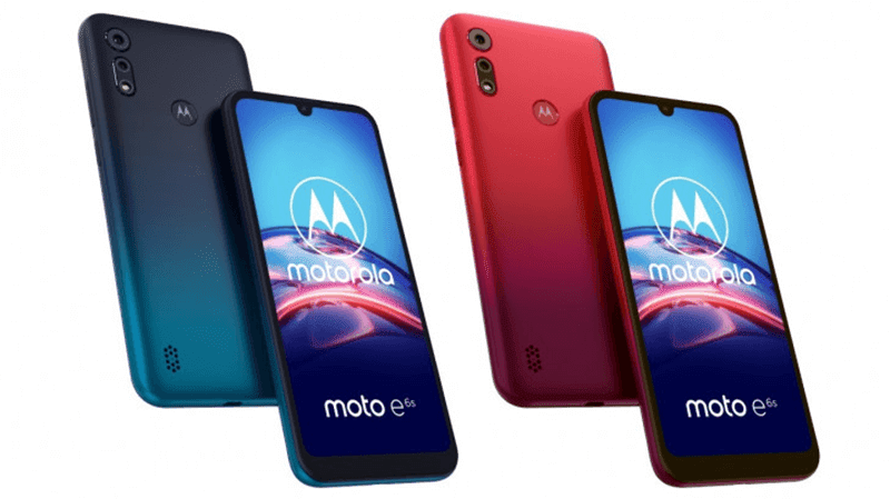 Motorola E6s announced, a new budget phone with Helio P22