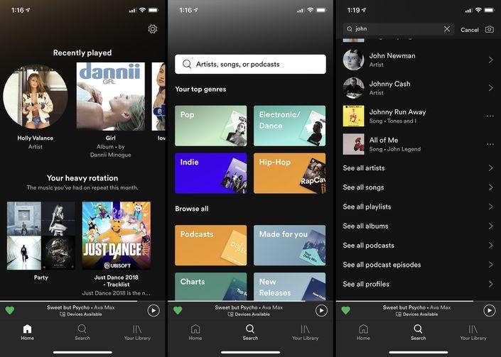 daftar Spotify lewat Hp