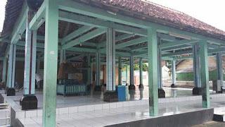 MAkam Ki Ageng Selo Grobogan