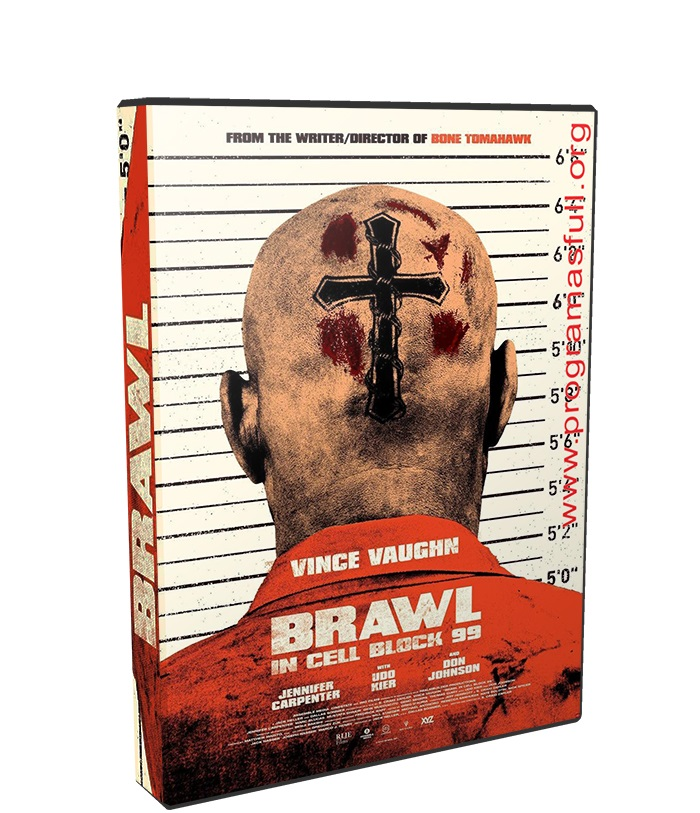 brawl in cell block 99 poster box cover