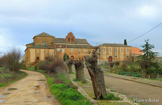 Convento de Nuestra Señora de la Antigua de Grajal de Campos