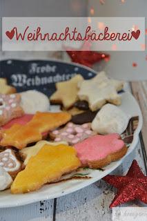 Weihnachtsbäckerei Rezeptsammlung Weihnachtsplätzchen für die Adventszeit