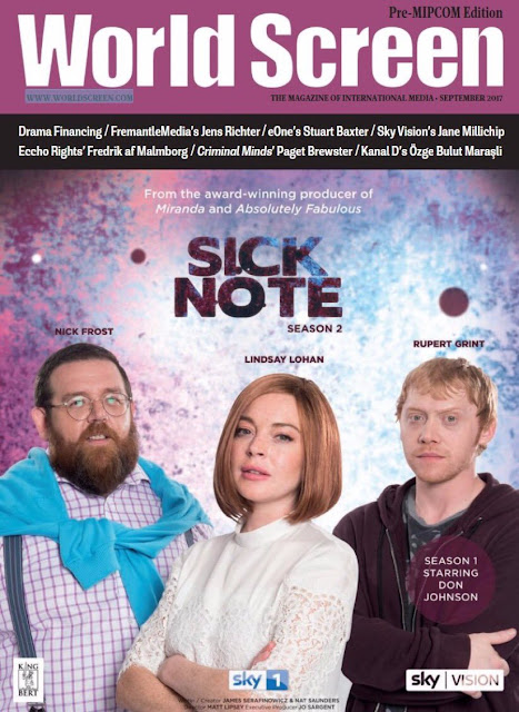 Sick Note (2017-) ταινιες online seires oipeirates greek subs