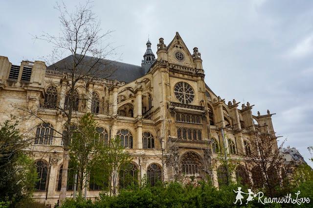 review, Honeymoon, france, Paris, รีวิว, ฝรั่งเศส, ฮันนีมูน,saint eustache
