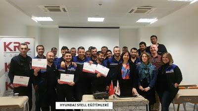 Hyundai Steel Eğitimleri
