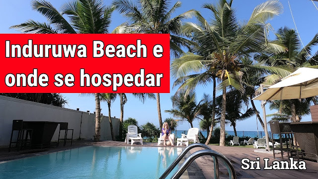 Induruwa Beach e  Hotel South Beach Villa@69