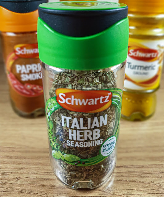 Schwartz Seasoning & Simple Italian Herb Recipes