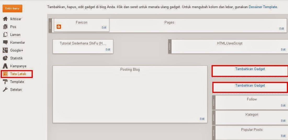 Cara Membuat Label Pada Blog
