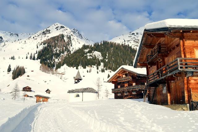 villgratental austria cosa fare inverno