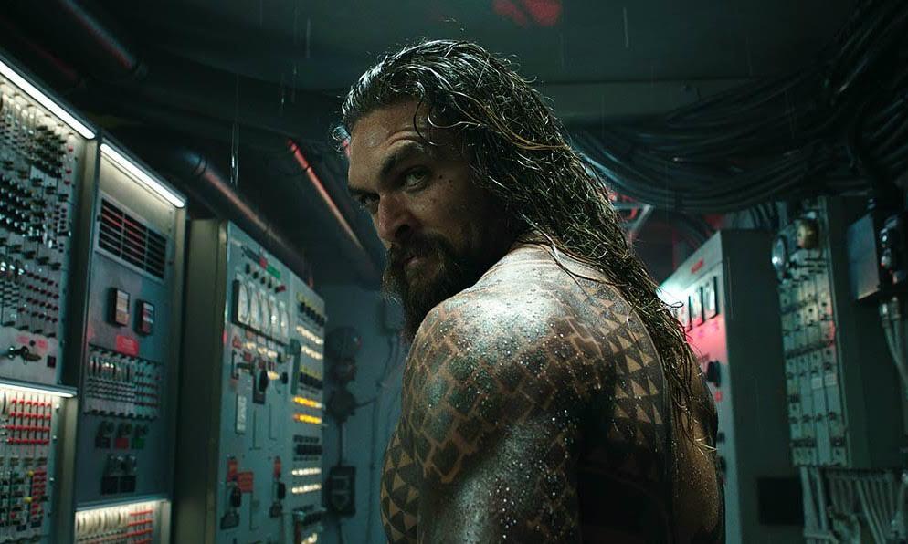 Aquaman Extended TV Spot : ジェイソン・モモア主演の海の王者のヒーロー映画「アクアマン」が、初公開のカットを披露した新しいTVトレイラー ! !