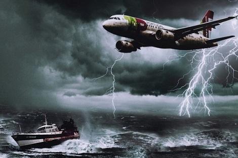 العلم يكتشف أخيرا سرّ ابتلاع مثلث برمودا للسفن والطائرات