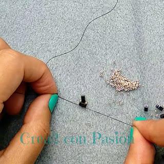 primeros-pasos-Anillo-zig-zag-half-tila-beads-de-crea2-con-pasión