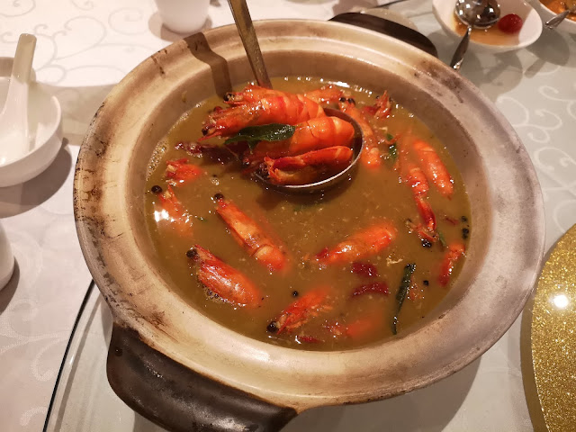 'Fight the Virus' Nourishing Prawn Soup
