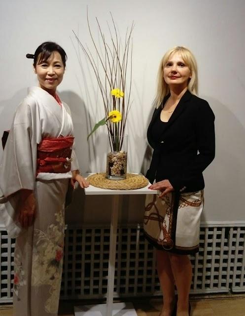 Atsuko Suetomi ve Ayşegül Atmaca