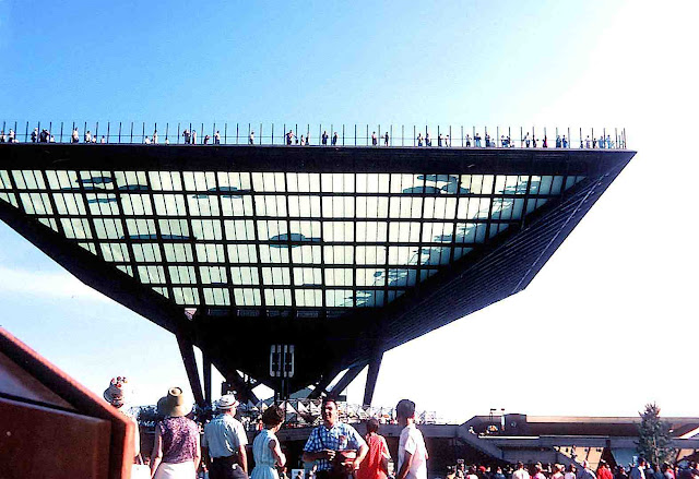 Canada pavilion at Expo 67