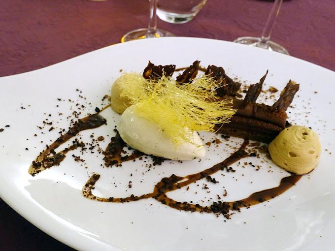 Entre Vigne & Garrigue - Dessert