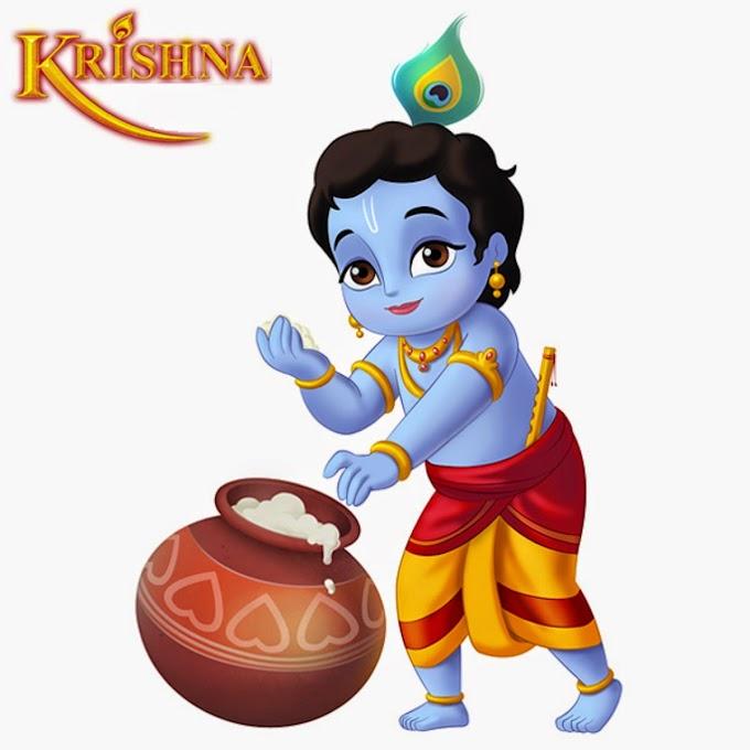 Krishna janmastmi shayari 2019