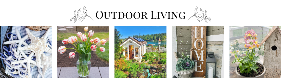 outdoor living decorating ideas
