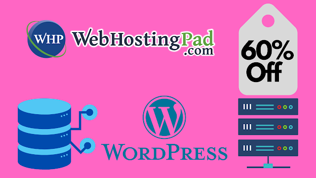 webhostingpad - 60% off a new WebHostingPad account Get started for as low as $1.99/mo!