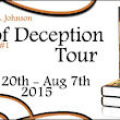 Justified Lunacy: Book tour: Shadow of Deception