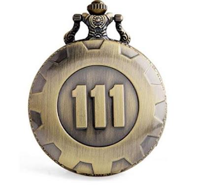 Vault 111 Pocket Watch