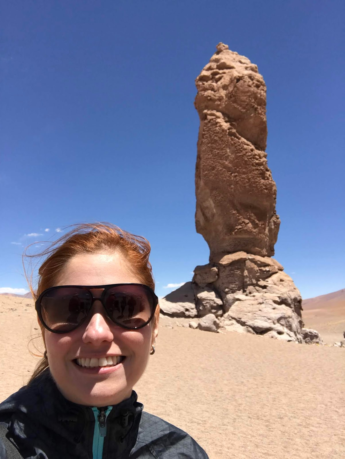 Monjes de la Pacama - Deserto do Atacama