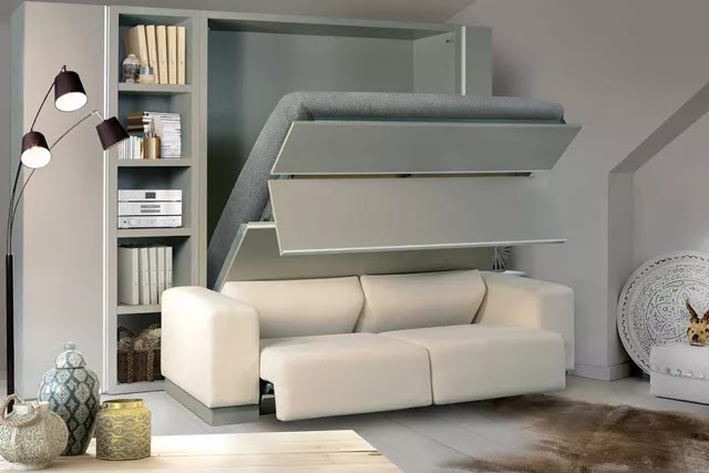 Hem oturum hem de uyku alanına sahip olan çekyat, süryat ve kanepeler, ekstra uyku alanı için idealdir.