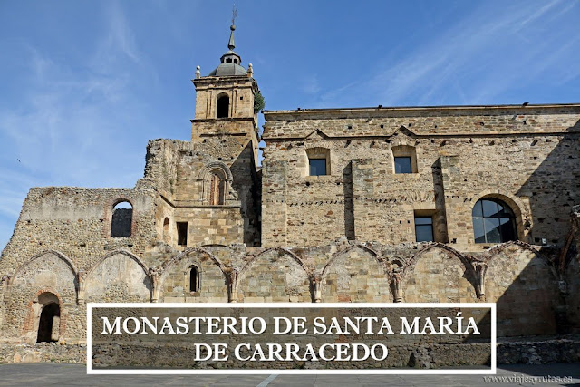 Monasterio de Santa María de Carracedo, salvado de la ruina