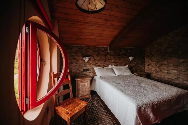 Hotel Hobbiton en Galicia