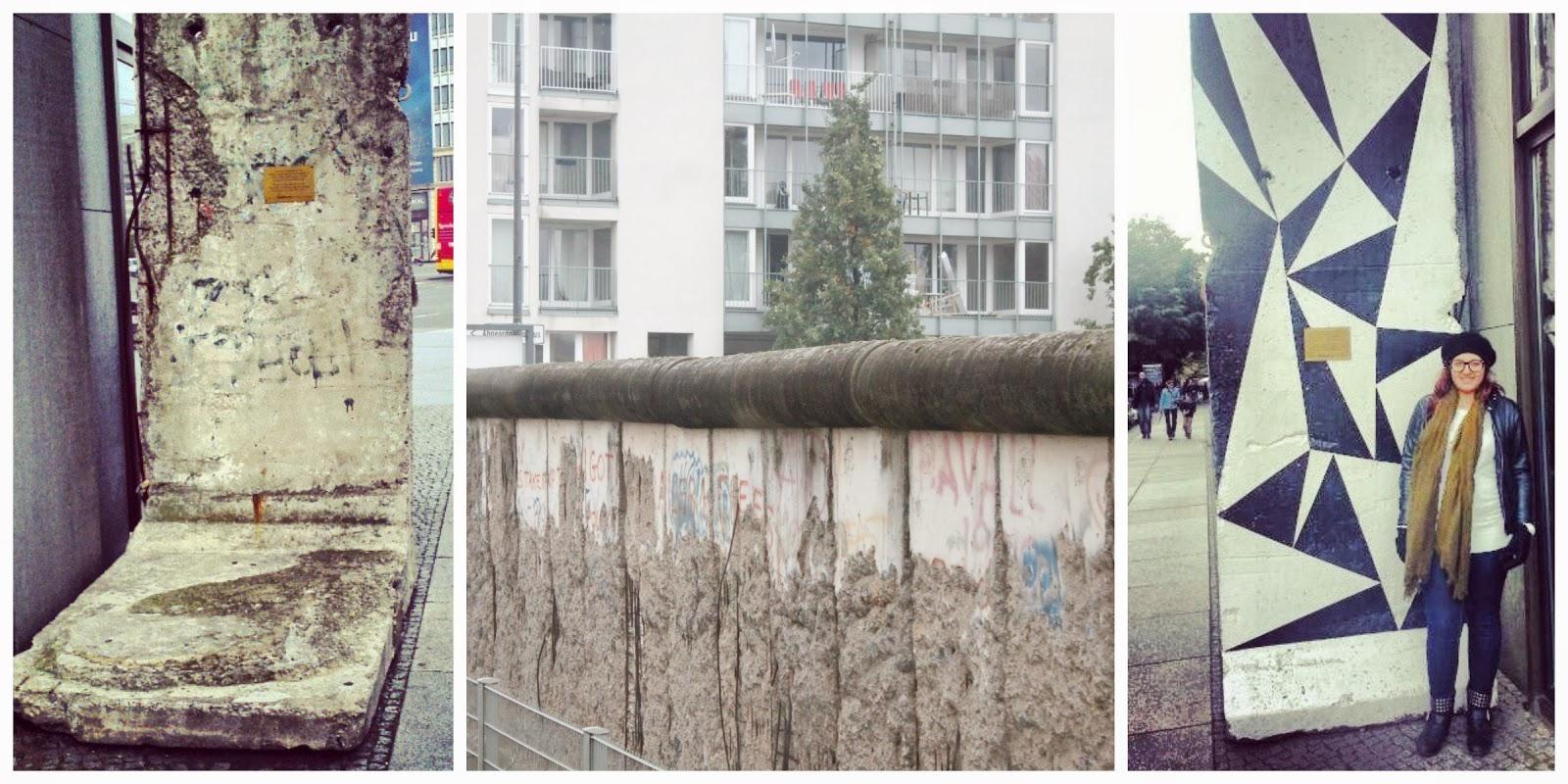 Dois dias em berlim - o muro de berlim